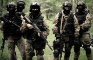 Спецслужбы Латвии избили игроков в страйкбол в российской военной форме