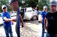 Видеозапись беседы дагестанца с представителями абонентской газовой службы
