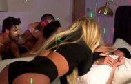 Бритни Спирс станцевала в постели спящего Джимми Киммела (Видео)