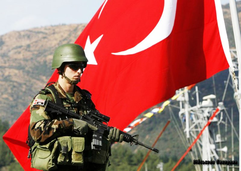 В Турции продолжаются люстрации. Уволены две тысячи полицейских и сотни военных
