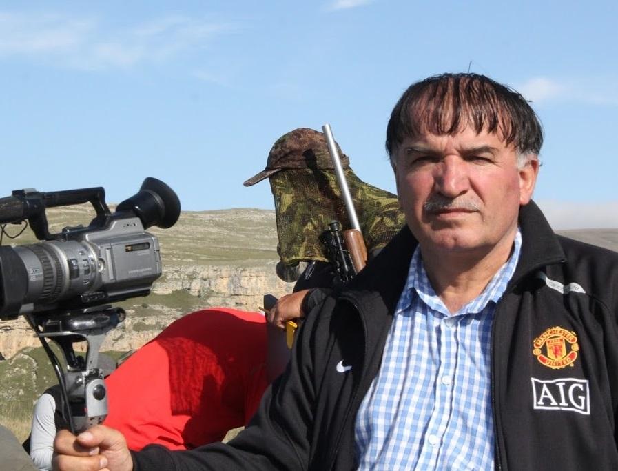 Сайгидпаша Умаханов поздравил известного журналиста Магомеда Чанкалаева с Днем спортивного Журналиста