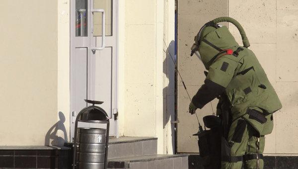 В Дагестанских Огнях обезвредили самодельную бомбу мощностью около 4 кг тротила