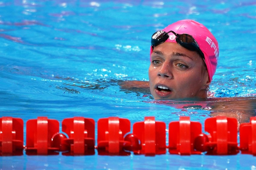 Ефимова поборется за медаль в финальном заплыве на 200 м брассом