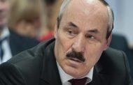 Глава Дагестана: С Чагларом знаком, но письмо от Эрдогана Путину я не передавал