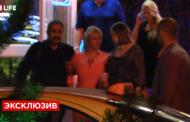 Пьяную Анну Семенович вывели из московского бара