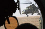 В Сирии сбили российский вертолет