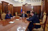 Сергей Иванов освобожден от должности главы администрации президента РФ