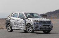 Mitsubishi испытывает новое поколение ASX