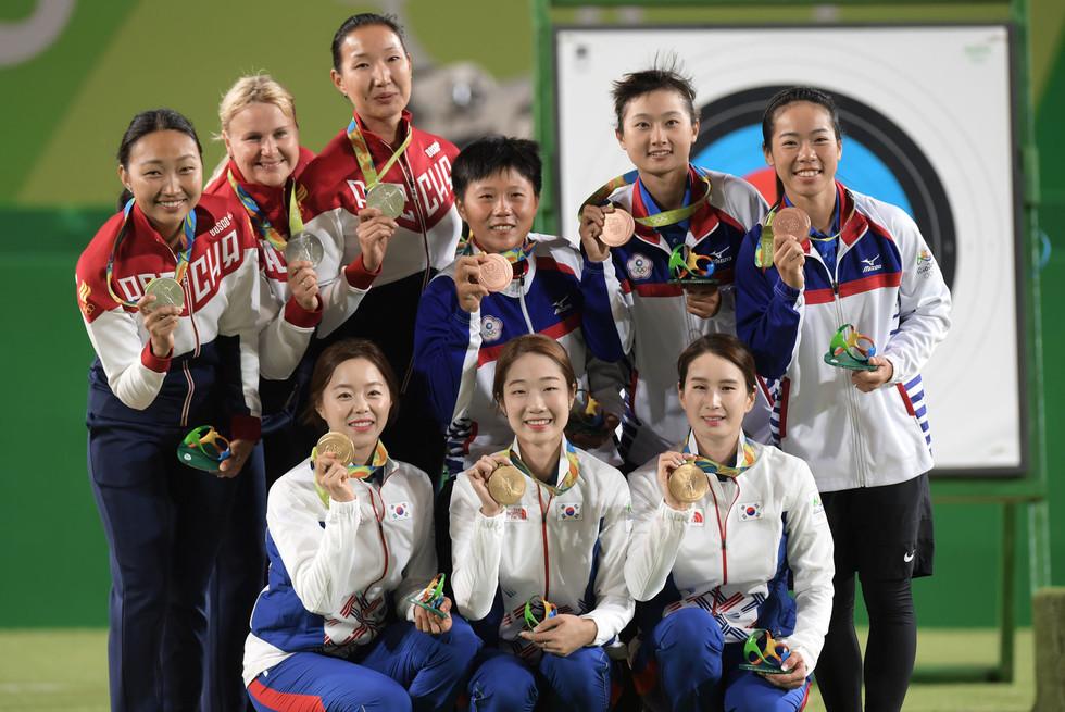 Девушки не промах, или Как Бурятия творила российскую олимпийскую историю