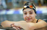 Пловчиха из сборной беженцев выиграла