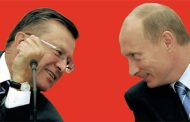 А разгадка одна: украденное Сердюковым переоформляли на соратника Путина