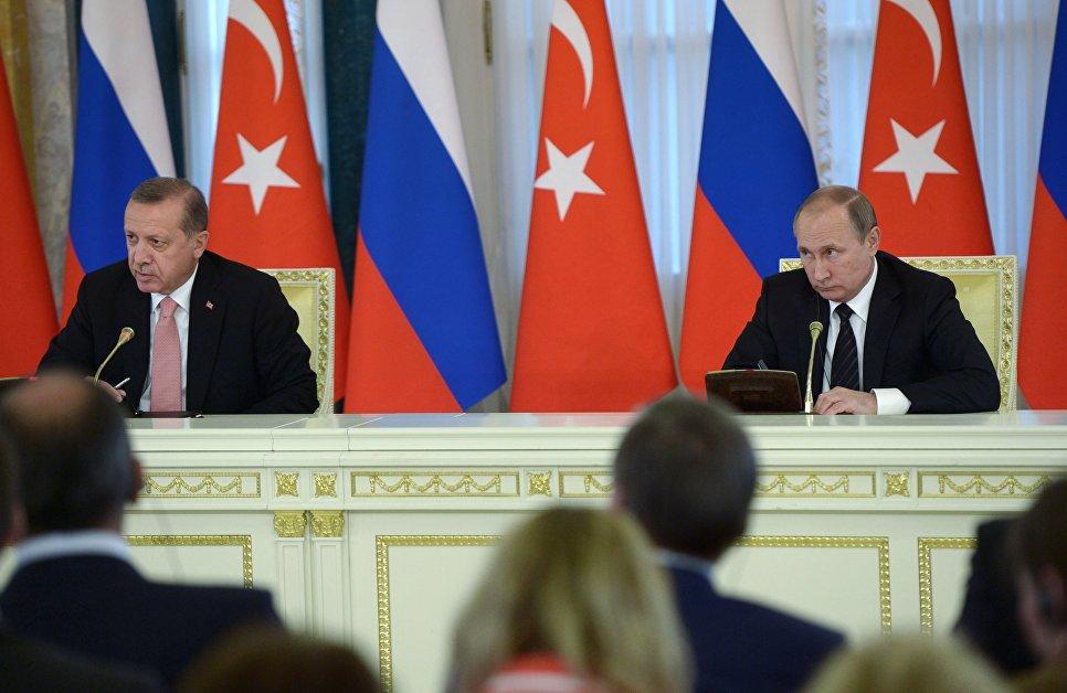 Краткий анализ итогов встречи Путина с Эрдоганом
