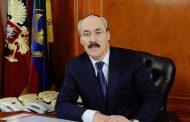 Глава Республики Дагестан Рамазан Абдулатипов отмечает свой 70-летний юбилей.