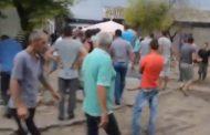 Погром в цыганском поселке под Одессой | Видео