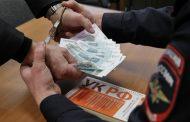 В Коркмаскале задержали очередного чиновника