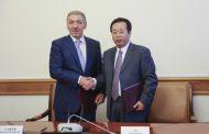 Высокотехнологичная компания из Китая рассматривает Дагестан, как площадку для инвестиций