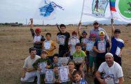В Новолаке завершил летний сезон детский духовно-спортивный лагерь