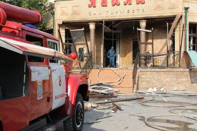 Еще две пострадавшие при взрыве в банкетном зале