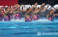 Ледяная вода может помешать сборной России по синхронному плаванию взять золото