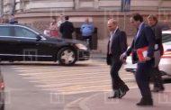 Оливер Стоун снимает фильм про Владимира Путина