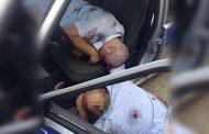Убийц полицейских в Дагестане сняла камера видеонаблюдения