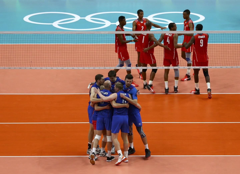 Без шести арестованных за изнасилование игроков Куба уступила сборной России 1:3