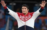 Путин поздравил борца Садулаева с золотом Олимпиады
