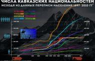 Рождаемость чеченцев, аварцев и ингушей растет взрывными темпами, а у осетин и кабардинцев остановилась - СМИ