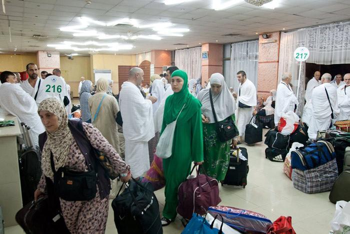 Большая часть дагестанских паломников уже отправились в хадж
