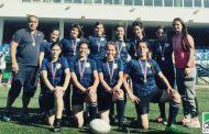 Дагестанские регбистки вновь заняли второе место в первенстве России