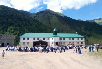 Маджлис алимов прошел в Цунтинском районе Дагестана