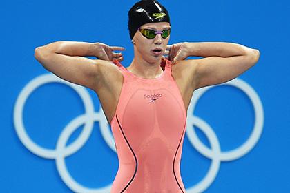 Ирландская пловчиха увидела в допуске Ефимовой на Олимпиаду «руку Кремля»