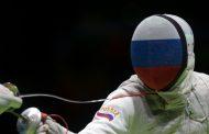 Российские рапиристы выиграли золотые медали ОИ в командном первенстве