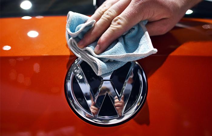 Volkswagen оштрафовали еще на 5 млн евро из-за «Дизельгейта»