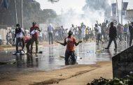 В Габоне избиратели сожгли здание парламента из-за фальсификации выборов