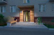 В России разработали типовые варианты ремонта подъездов для многоэтажек