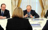 Элла Панфилова пожаловалась Владимиру Путину на отдельных глав регионов