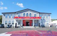 Не дожидаясь федеральных программ, в Сулейман-Стальском районе сами построили школу