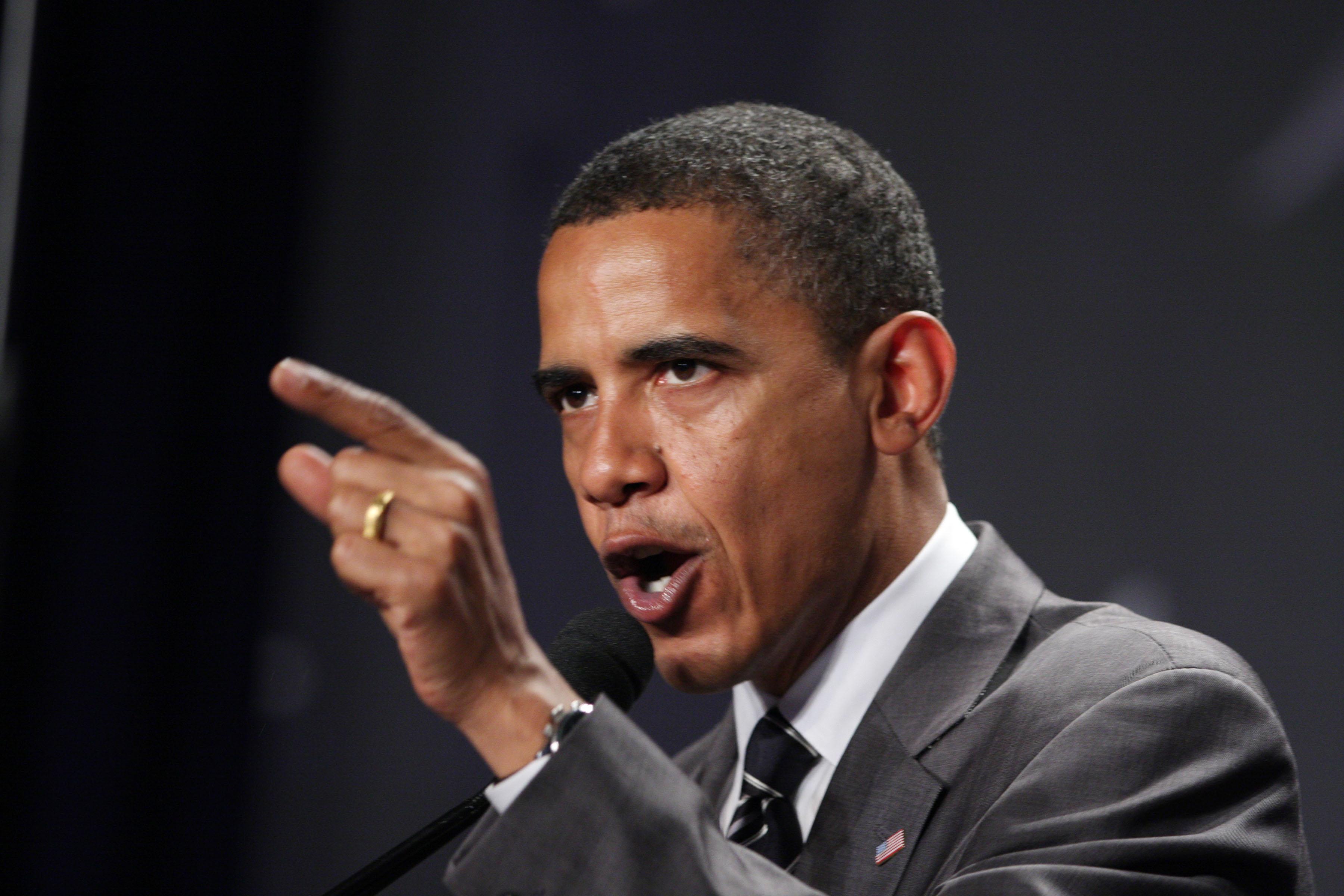 Обама заявил, что РФ должна пойти на уступки, чтобы дать США развернуться в САР