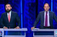 Первая драка на предвыборных дебатах-2016 (Видео)