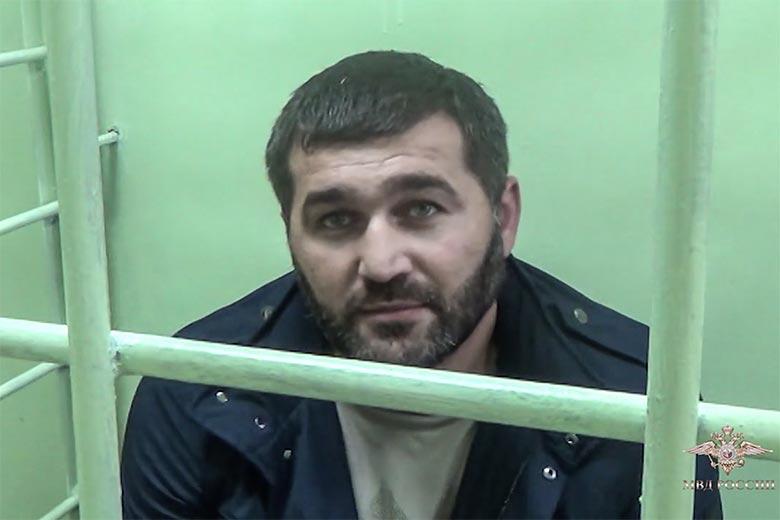 В Подмосковье за вымогательство 180 млн рублей задержан участник кавказской ОПГ