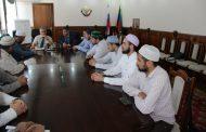 Магомед Абдурахманов провел в Буйнакске встречу с главой и имамами города