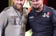В аварии в Чечне пострадал и
