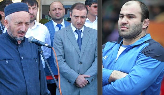 Хархаров и Сажидов снимаются с выборов?