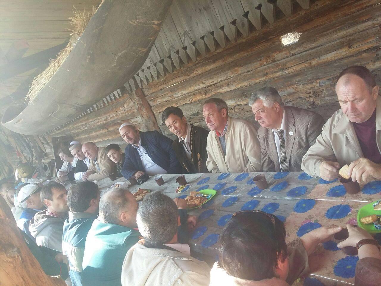 Дагестанцы в Томской области стали своими
