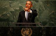 Барак Обама в своей речи в ООН обвинил Израиль в оккупации