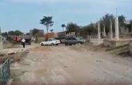 Житель Дербента лично отремонтировал дорогу на городском кладбище. Городской администрации не до этого (Видео)