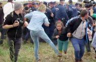 Подставившая подножку беженцам журналистка предстала перед судом