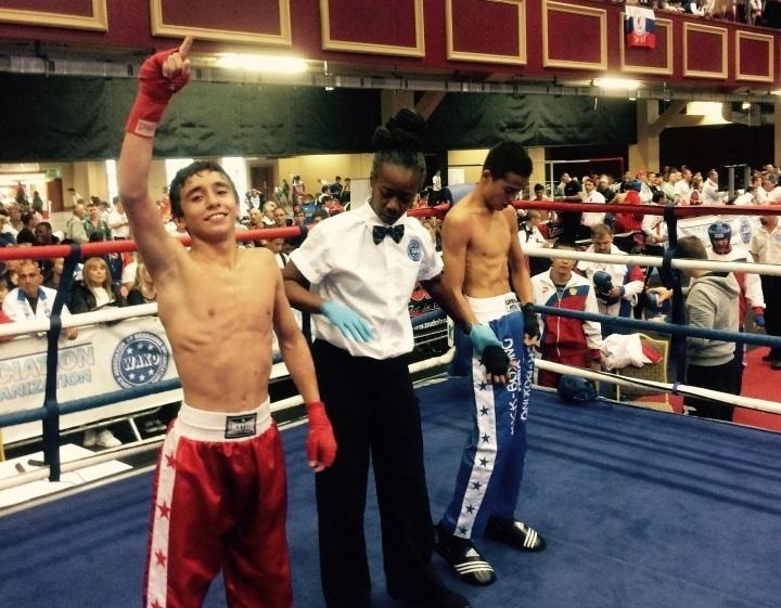 Дагестанский юниор победил в мировом первенстве по кикбоксингу