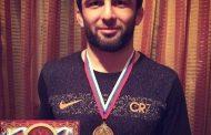 Гаджимагомед Алиев стал чемпионом международного турнира по вольной борьбе